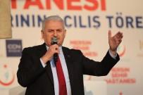 Başbakan Yıldırım'dan CHP'ye Esprili Gönderme