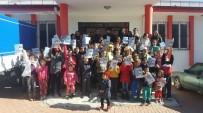 GENEL SANAT YÖNETMENİ - Başkan Çerçioğlu Ataeymir'i Sanatla Buluşturdu