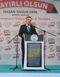 NİLHAN OSMANOĞLU - Başkan Hasan Tahsin Usta'dan Milletvekili Özel'e Açıklaması 'Osmanlı Torununa Dil Uzatmayın'