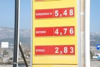 Bu Kentte LPG 2,83 Lira
