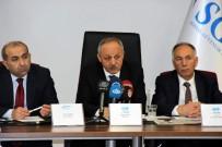 KAYIT DIŞI İSTİHDAM - Çalışma Ve Sosyal Güvenlik Bakanlığı Bürokratları Kayseri'de