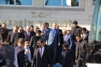ÖZDEMİR ÇAKACAK - Cumhurbaşkanı Erdoğan'ın Mersin Temasları