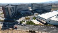 5 YILDIZLI OTEL - Cumhurbaşkanı Erdoğan, Türkiye'nin İlk Şehir Hastanesini Mersin'de Açıyor
