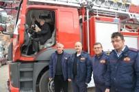 VEDAT YıLMAZ - Dinar Belediyesi Yeni İtfaiye Aracı Aldı