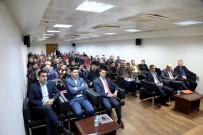 KREDİ KAYIT BÜROSU - DTSO'da 'Mesleki Eğitim Ve İstihdam Seferberliği' Toplantısı
