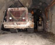 (DÜZELTME) Madende İş Kazası Açıklaması 1 Ölü