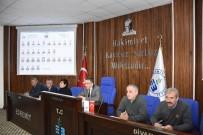 KAMIL SAKA - Edremit Belediye Meclisi Toplandı