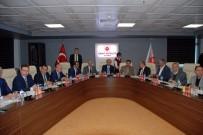ABDULLAH ERIN - Ekonomi Koordinasyon Toplantısı Yapıldı