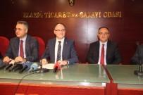 Elazığ'da 'Çalışma Hayatında Milli Seferberlik' Çalışmaları Başladı
