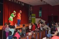 ANİMASYON - Ereğli Belediyesi'nden Öğrencilere Eğlence Programı