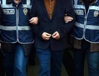 İBRAHİM OKUR - Yargıtay eski üyesi FETÖ'den tutuklandı