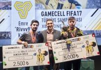 AHMET ÇAKAR - Gamecell FIFA17 Finalinde Goller Doksana Atıldı