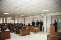 İŞ KAZASI - Genel Sekreter Yardımcısı Yaşa; 'Önlemek Ödemekten Daha Ucuzdur'