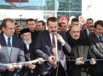 İBRAHIM TAŞYAPAN - Gıda Tarım Ve Hayvancılık Bakanı Faruk Çelik Açıklaması 'Masa Başında Tarım Olmaz'