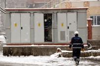 ELEKTRİK TÜKETİMİ - Güneydoğu'da Dondurucu Soğuklar, Elektrik Tüketimini Son 4 Yılın En Yüksek Seviyesine Taşıdı