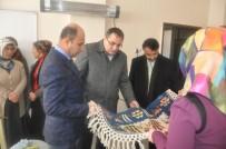 İŞKUR - Hasankeyf'te Yöresel Kilim Dokuma Kursu Açıldı