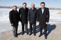 MİLLİ SPORCULAR - Kano Federasyon Başkanı Kabakçı'dan Duruay'a Ziyaret