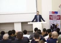 İŞKUR - Kayıtdışı İstihdam İle Mücadele Projesi'nin Bilgilendirme Toplantısı Yapıldı