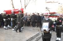 KÜRŞAD ÖZDEMIR - Kıbrıs Gazisi Askeri Törenle Toprağa Verildi