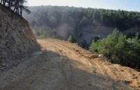 YOL YAPIMI - Kütahya'da Yeni Orman Yolları