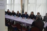MUSTAFA KAYA - Lüleburgaz'da Huzur Toplantısı