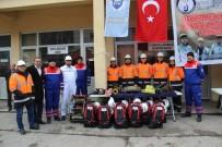 FARUK ÇATUROĞLU - Madenciler 'Beyaz Melekler' Kurtarma Ekibi Kurdu