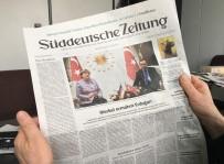 TEMEL HAK VE ÖZGÜRLÜKLER - Merkel'in  Ziyareti Manşetlerde