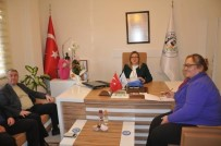 SAYIŞTAY - Milas'ta Sosyal Komisyon Çalışmaları Başladı