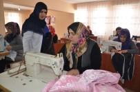 Muş'ta Kadınlar İş Hayatına Hazırlanıyor