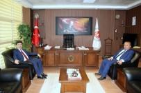 MUSTAFA YıLDıZ - Rektör Karacoşkun'a Ziyaretler Sürüyor