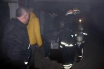MECIDIYE - Samsun'da Mantı Evinde Yangın