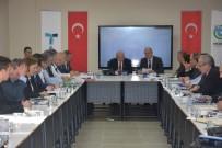 NILGÜN MARMARA - TESKİ Kış Dönemi Yatırım Değerlendirme Toplantısı Yapıldı