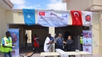 BALIKÇI TEKNESİ - TİKA'dan Somalili Balıkçılara Ekipman Ve Eğitim Desteği