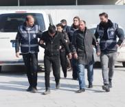 PLAZMA TELEVİZYON - Üç Marketi Soyan Şüpheliler Tutuklandı