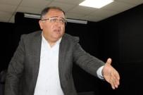 VEFA SALMAN - Yalova Belediye Başkanı Salman'dan İtiraf Gibi Açıklama Açıklaması