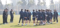 HAZIRLIK MAÇI - Adana Demirspor'da Büyükşehir Gaziantepspor Maçı Hazırlıkları Sürüyor