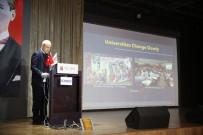 ABDULLAH GÜL - AGÜ'de Uluslararası Mekatronik Sistemler Ve Kontrol Mühendisliği Konferansı Yapıldı