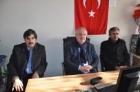 ETNİK MİLLİYETÇİLİK - AK Parti Hakkari İl Koordinatörü Zeki Aygün Yüksekova'da