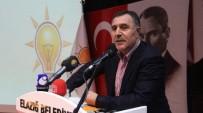 AK Parti Teşkilat Başkan Yardımcısı Saadettin Aydın, Anayasa Ve Referandum Sürecini Değerlendirdi