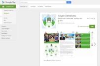 MOBİL UYGULAMA - Akyazı Belediyesi Mobil Uygulaması Hizmete Girdi