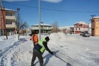 Ardahan'da Karla Mücadele Çalışmaları