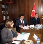 TÜRKİYE SAKATLAR KONFEDERASYONU - Aydın İl İstihdam Kurulu Toplantısı 08 Şubat'ta Yapılacak
