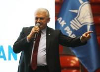 Başbakan Binali Yıldırım'dan Adana'ya Metro Ve Tramvay Sözü