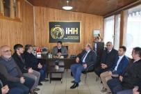 Başkan Yurdunuseven STK Ziyaretlerine Devam Ediyor