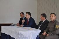 KATI ATIK BERTARAF TESİSİ - Buharkent'te İlçe Güvenlik Toplantısı Yapıldı