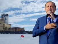ANTARKTIKA - Cumhurbaşkanı Erdoğan, Antarktika üssü projesine el koydu!