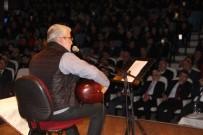 Elazığ'da 'Şehitlere Saygı Konseri'