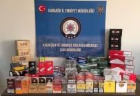 ŞIRINEVLER - Emniyetten Kaçak Sigara Operasyonu
