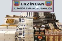 Erzincan Da Kaçakçılık Operasyonu