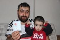 ÇAY OCAĞI - Fanatik Taraftar Oğluna Beşiktaş Adını Koydu